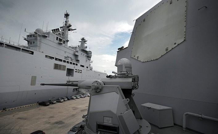 CIIC: США разместят новый радар ПРО в Японии, чтобы следить за Россией?