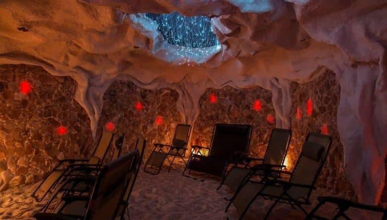 Montauk Salt Cave в Ист-Виллидже — идеальное место, чтобы оздоровиться и просто расслабиться