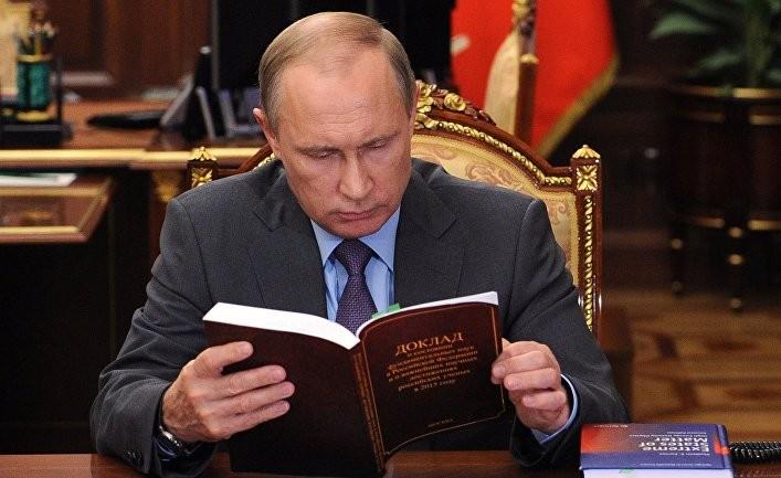 Medya Günlüğü: Путин был готов вытащить Россию из руин