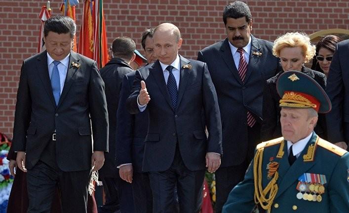 Rebelión: США борются с Китаем и Россией за Латинскую Америку