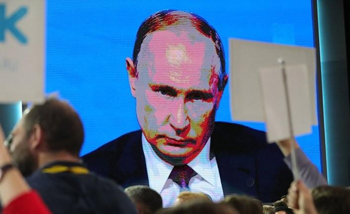 News Thump: Путин регулирует новостную политику на «Фейсбук»