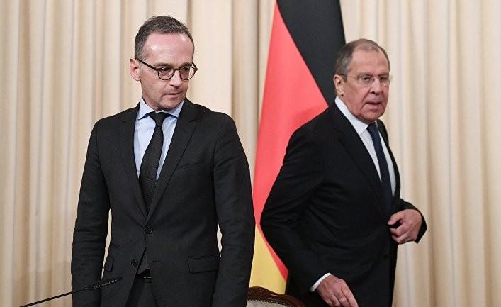 Advance: Германия не боится сотрудничать с Россией