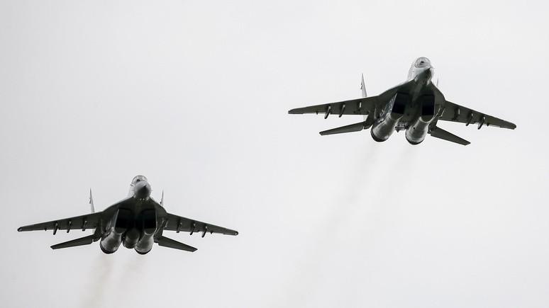 Economic Times: Индия надеется приобрести у России 21 истребитель МиГ-29