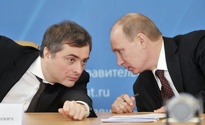 Al-Modon: слишком долгое государство Путина