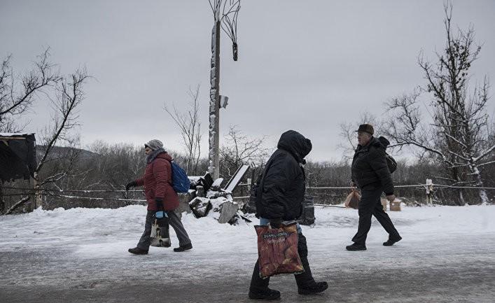 Восточная Украина: к войне там привыкли (Idnes)