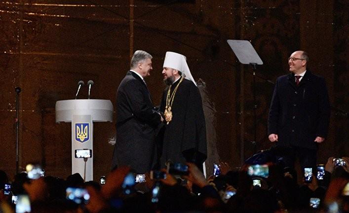 Украина: после раскола — религиозные судороги (Le Monde)