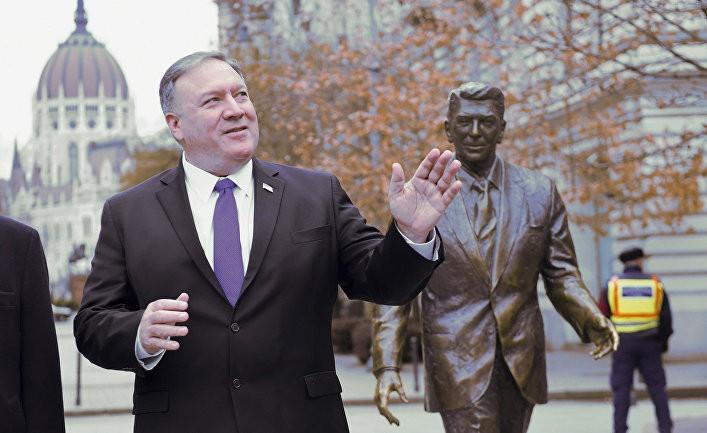 Geopolitika.news: Венгрия оказалась для Помпео крепким орешком