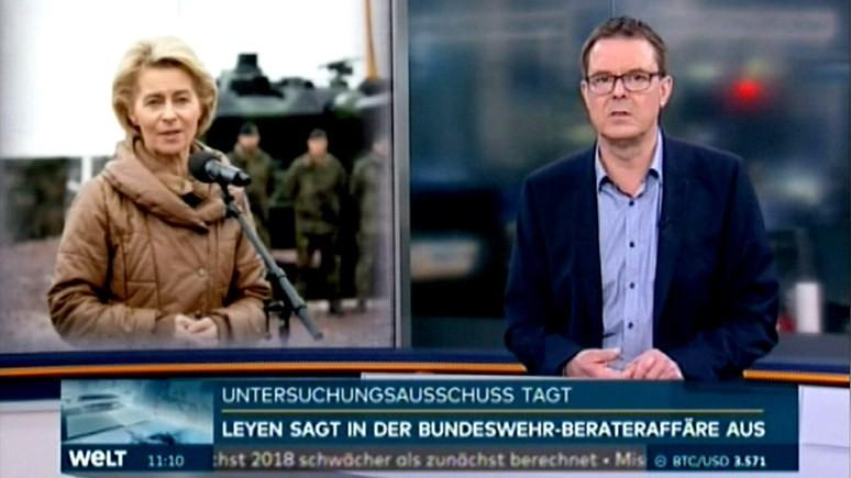 Welt: 700 млн евро — министра обороны Германии обвиняют в кумовстве и преступном распределении контрактов