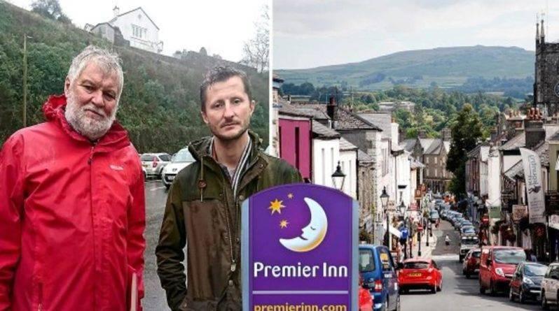 Самый злой город Великобритании выиграл битву против Premier Inn