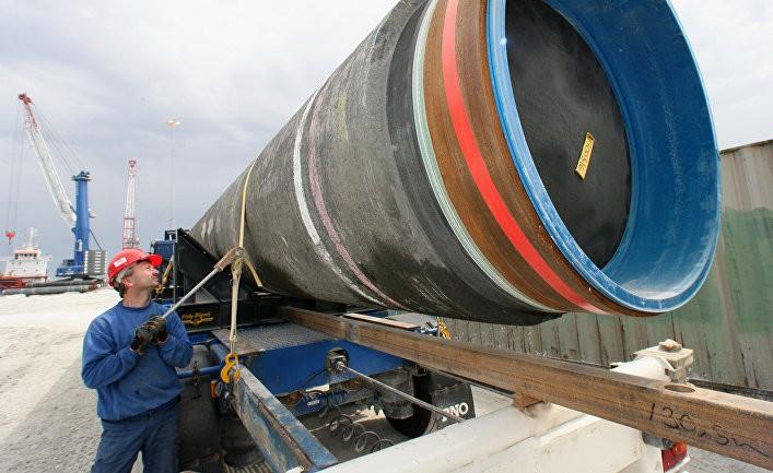 TAI: ЕС положил конец проекту «Северный поток — 2»
