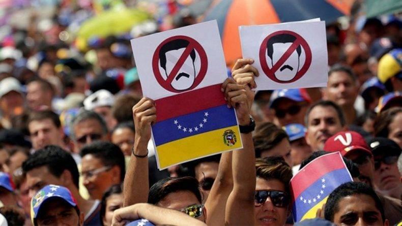 Николас Мадуро пригласил представителя США посетить Венесуэлу