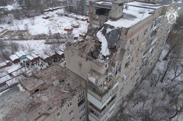 Пострадавшим при взрыве газа в Шахтах выплатили 9 млн рублей