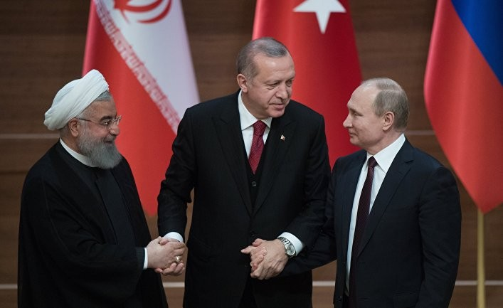 Как США и Россия борются за влияние на Ближнем Востоке (Independent, Великобритания)