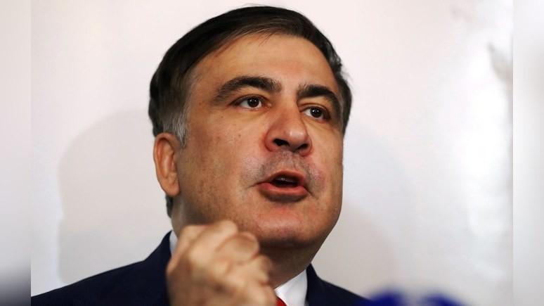 ERR: Саакашвили пообещал помочь Эстонии и Грузии избавиться от пророссийских сил