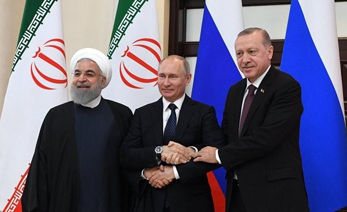 Сочинский расклад: самая сильная рука у Турции (Haber7)