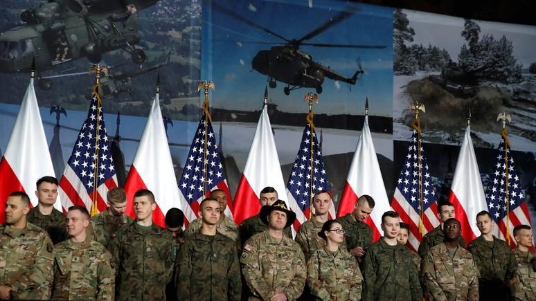 Les Echos: за поддержку по Ирану Польша получила от США военное подкрепление