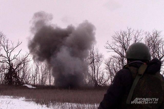 В ДНР за неделю из-за обстрелов погибли семь человек