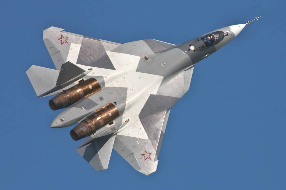 Вице-президент ОАК: проект Су-57 пойдёт на экспорт, МиГ-35 ещё себя покажет