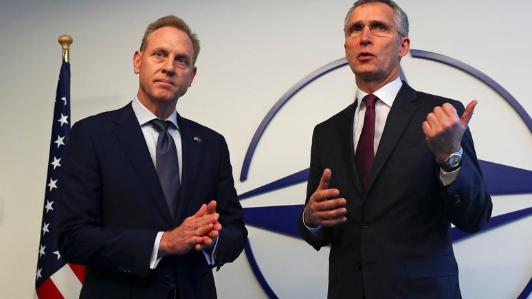 WSJ: сдерживание или дипломатия — в НАТО обсудили ответы на «нарушение» Москвой ДРСМД