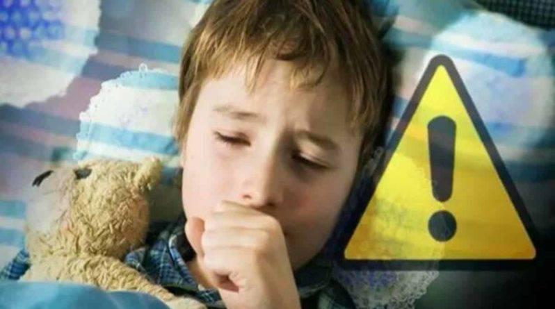 Коклюш возвращается? Public Health England объясняет, как уберечься от опасной инфекции