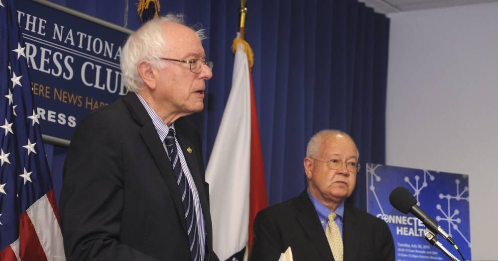 СМИ: Сенатор Сандерс записал видеообращение о своём выдвижении в президенты США