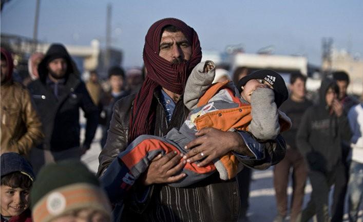 Народ Сирии совершил страшное преступление: потребовал свободы (Al-Araby Al-Jadid)