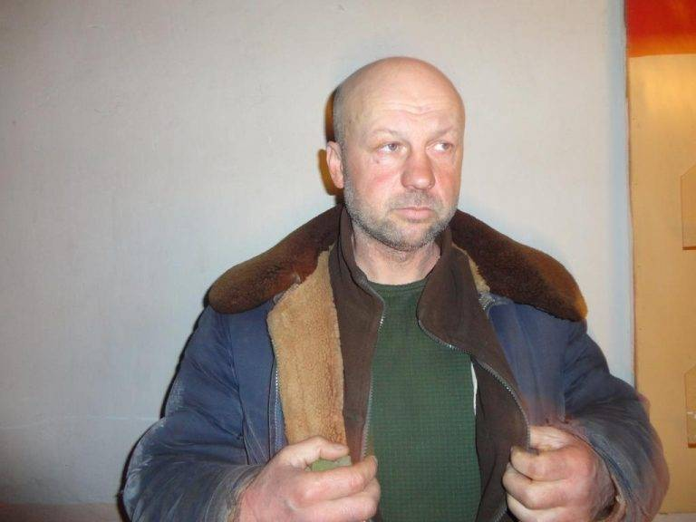ДНР: взятый в плен прапорщик ВСУ продолжает давать показания