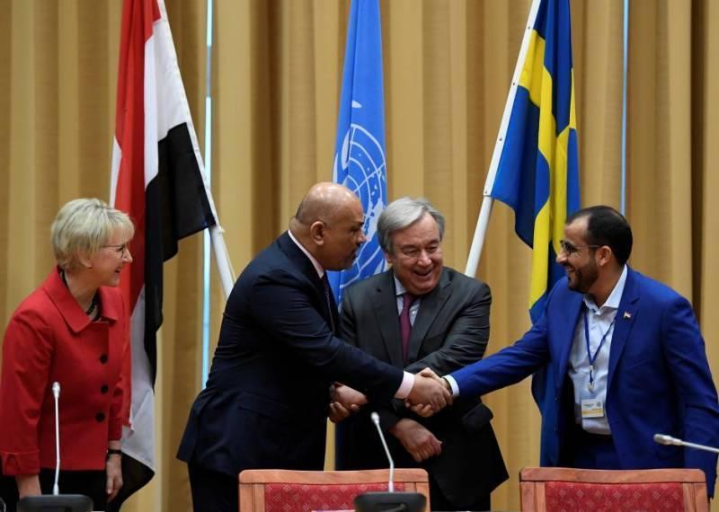 ООН: Власти Йемена договорились с хуситами о Ходейде