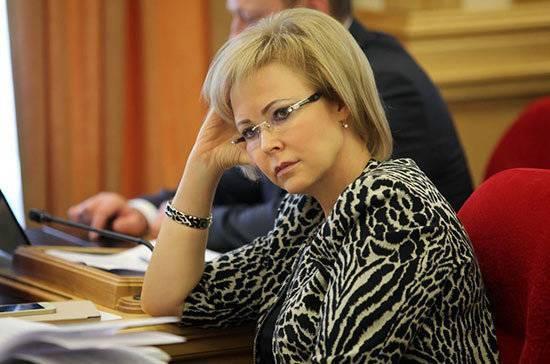 Соломатина призвала создать в России институт независимых медэкспертов