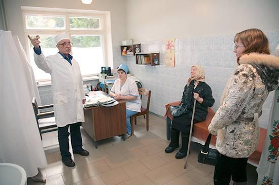 Депутат предложил внедрить обязательное страхование профессиональных рисков врачей