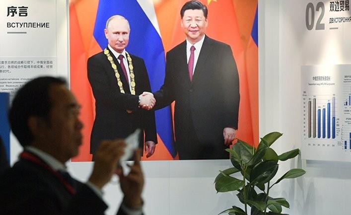 Россия Китаю: вместе мы сможем править миром (Politico)