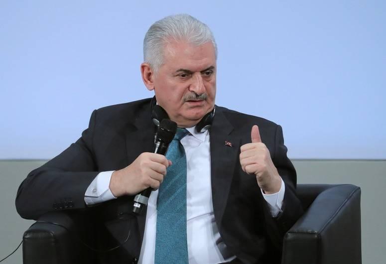 Спикер турецкого парламента Йылдырым подал прошение об отставке Спикер турецкого парламента Йылдырым подал прошение об отставке Обновление пользовательского соглашения