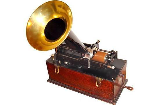 Первый фонограф считали волшебством