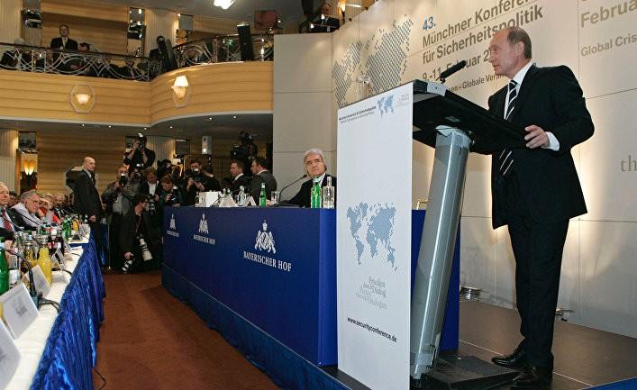 Главред: Мюнхенская конференция и злобные провокации Украины
