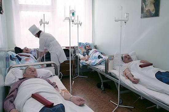 Морозов рассказал о возможных механизмах помощи родным паллиативных больных