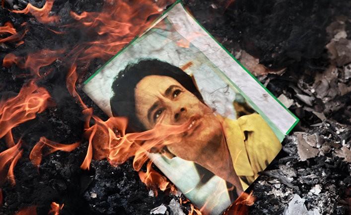 Восемь лет без Каддафи. Рассвета мы так и не увидели (Afrigatenews)