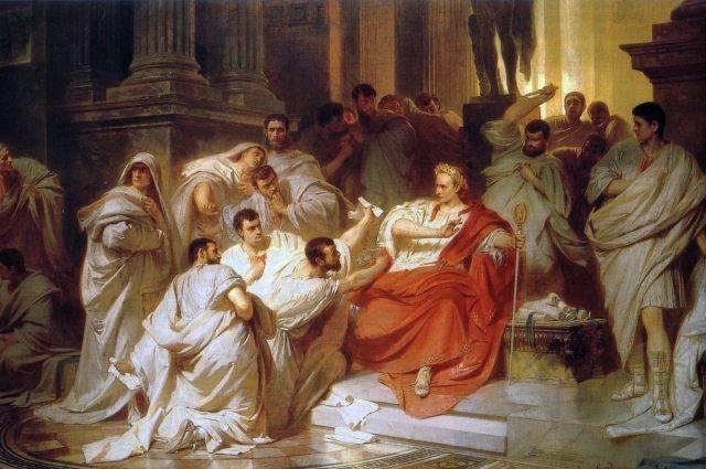 Место убийства Юлия Цезаря впервые откроют для туристов