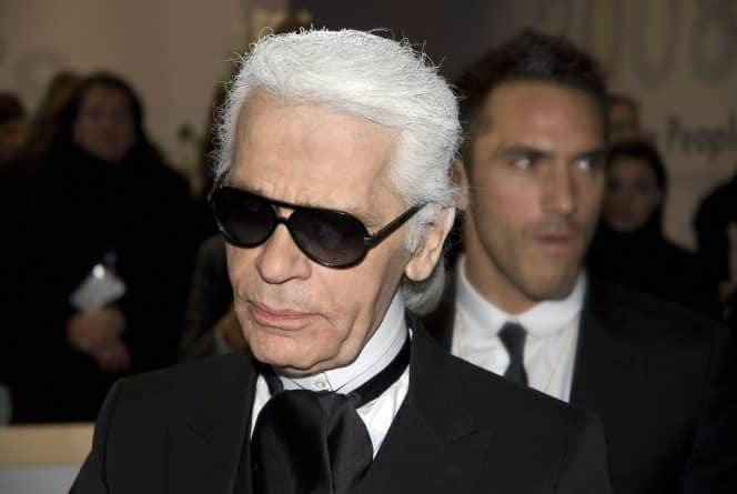 На 86-м году ушел из жизни модельер Карл Лагерфельд