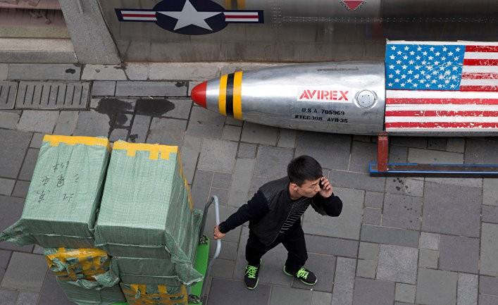 США — Китай: торговая война разжигает холодную войну (El Confidencial)