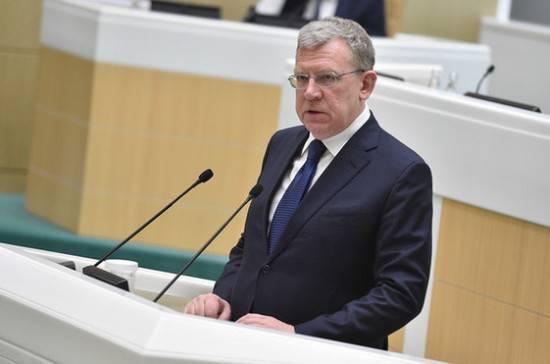 Кудрин предупредил о новых шоках в экономике РФ в случае усиления санкций