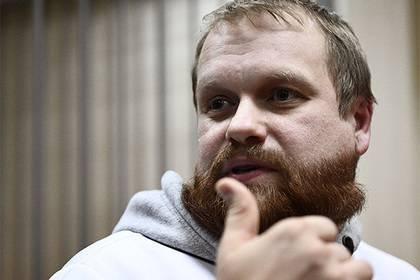 Националист Демушкин досрочно вышел изколонии
