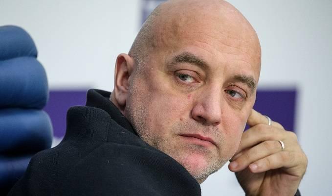 Прилепин: «Я сейчас в Донецк невъездной»