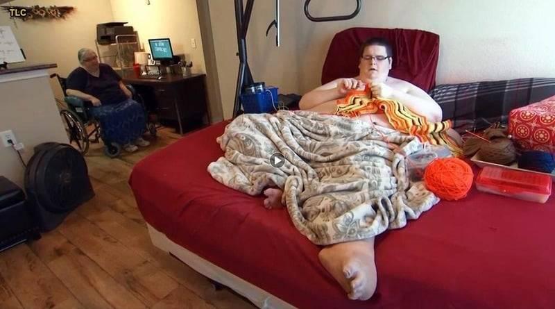 Американец, который весил более 400 килограммов, скончался в возрасте 29 лет