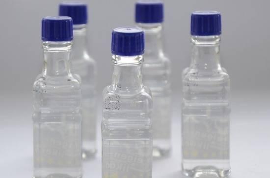 Минфин предложил установить на производствах контроль за процессом денатурации