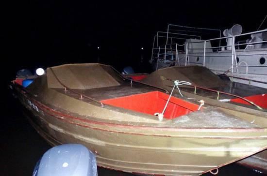 Непроданные браконьерские лодки предлагают уничтожить