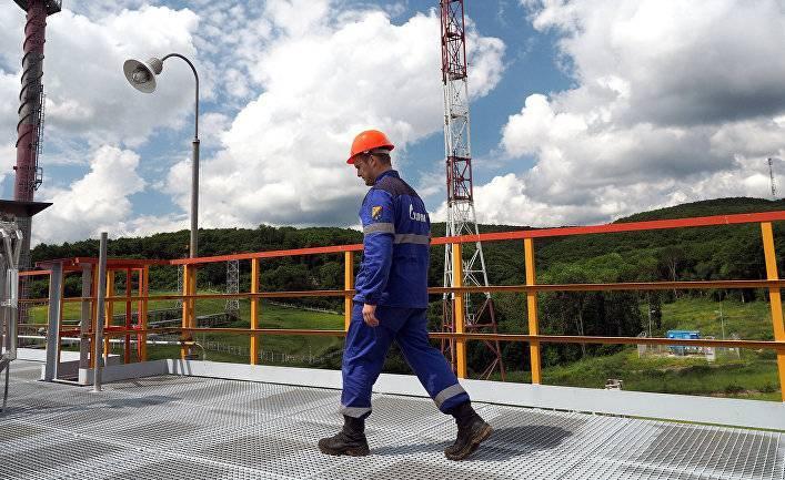 Haqqin (Азербайджан): Газпром теснит ГНКАР в Грузии
