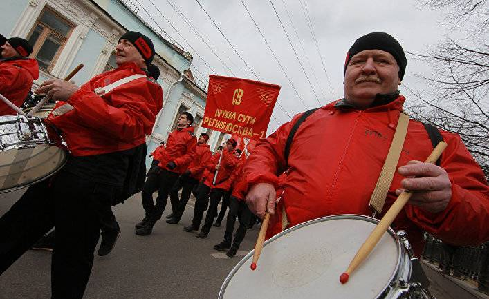 Jyllands-Posten (Дания): российский коммунистический гуру хочет создать новую социальную модель