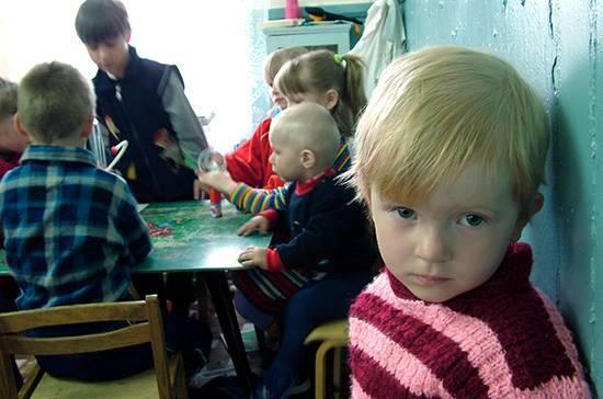 Единые требования к детским домам разработают к 1 мая