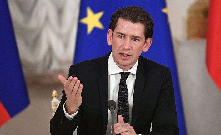 Bloomberg: Австрия поддержала «СП-2» несмотря на давление Трампа