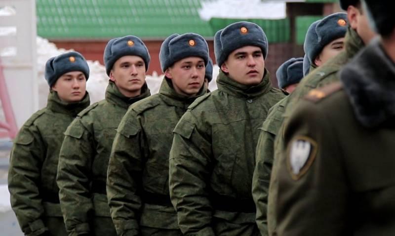 В России пройдут военные сборы запасников